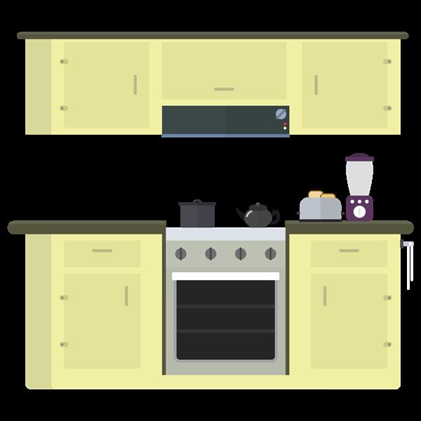 Kuechenmöbel & Küchendeko