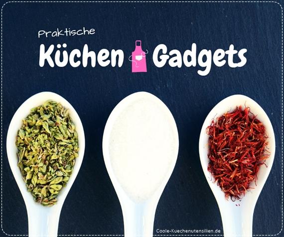 Küchenzubehör und Küchen Gadgets